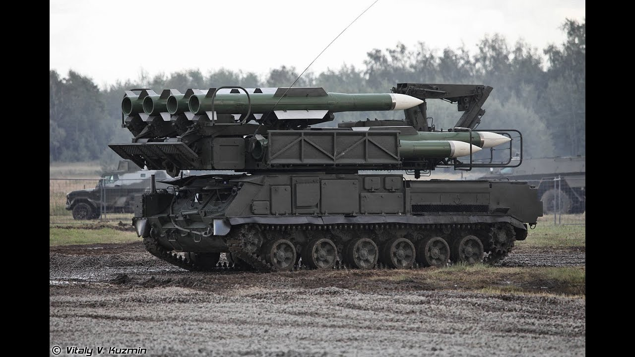 «Бук» индекс ГРАУ — 9К37, по классификации МО США и НАТО — SA 1