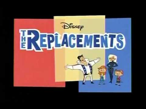 Disney The Replacements Theme & Credits