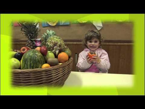 Hino da Fruta 2014/2015 - JI/EB de Antuzede - Coimbra