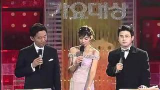 KBS Music Awards 031230 ( Most Popular Artist PD ) -Koyote
