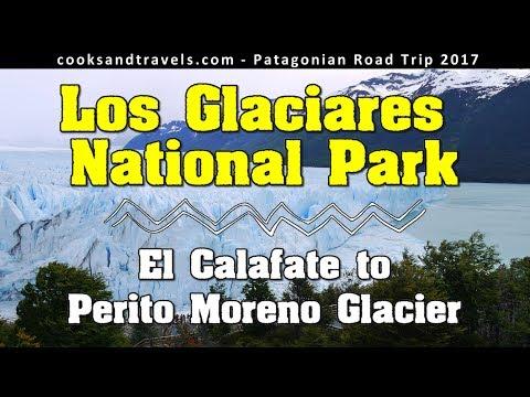 El Calafate to Los Glaciares National Park in 5 minutes #4