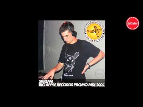 Skream – Big Apple Records – Promo Mix – Jan 2004