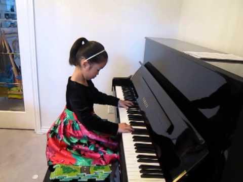 Julia Lau - Sonatina in F Major by Anton Diabelli