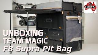 Unboxing: Team Magic F8-Supra 119238 Pit Bag