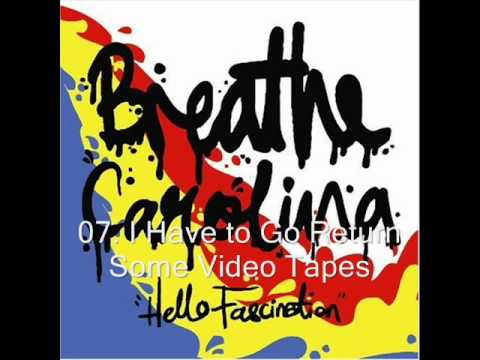 Breathe Carolina - Hello Fascination *FULL ALBUM*