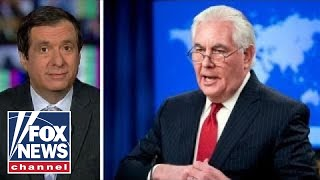 Kurtz: Why Rex Tillerson didn\'t go quietly