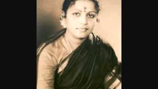 M S Subbulakshmi - Pibare Ramarasam - Yamunakalyani - Sadashiva Brahmendra