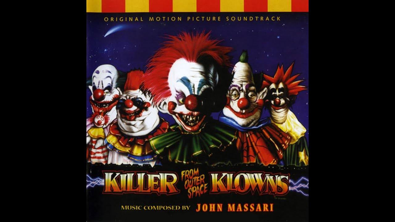 Killer klowns from outer space march remix long version for Space clowns