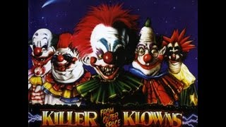 Killer Klowns from outer space march remix long version 1080p