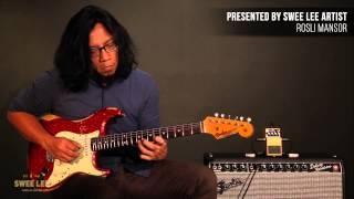 Quick Riffs: Fender Custom Shop 1962 Super Heavy Relic Stratocaster