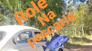 Role com 2 fusca indo pescar #1