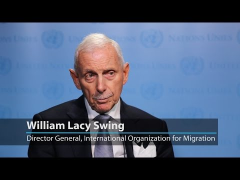 "UN migration chief: it is vital to ""let the positive side of migration be told"""