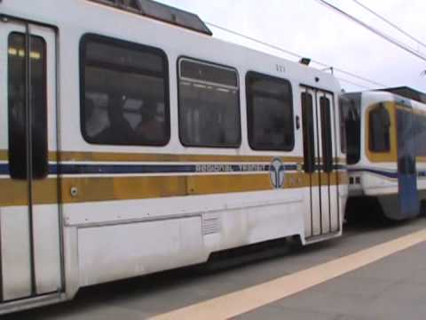 Light Rail In Sacramento