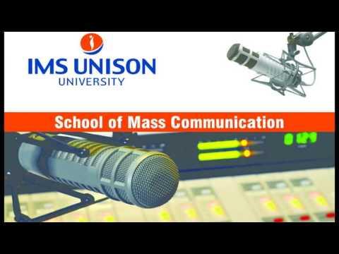 Radio News 1 School of Mass Communication