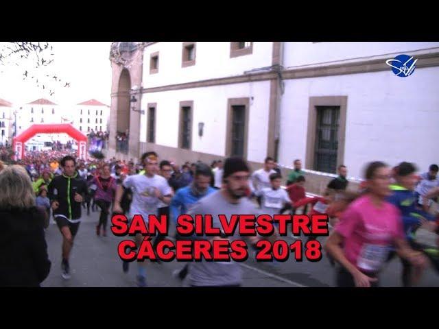 San Silvestre Cáceres 2018