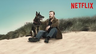 Trailer: Ricky Gervais in nieuwe serie After Life