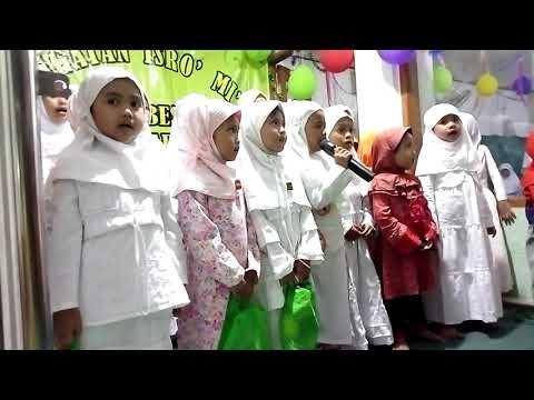 Sholawat Nariyah Tpq Al Kautsar Surabaya Memperingati Malam Isra Mi Raj
