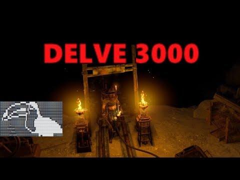 PoE Stream Highlights #230  Delve 3000