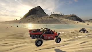 """Baja: Edge of Control HD"" (Xbox One) - first 60 minutes of gameplay. No commentary."