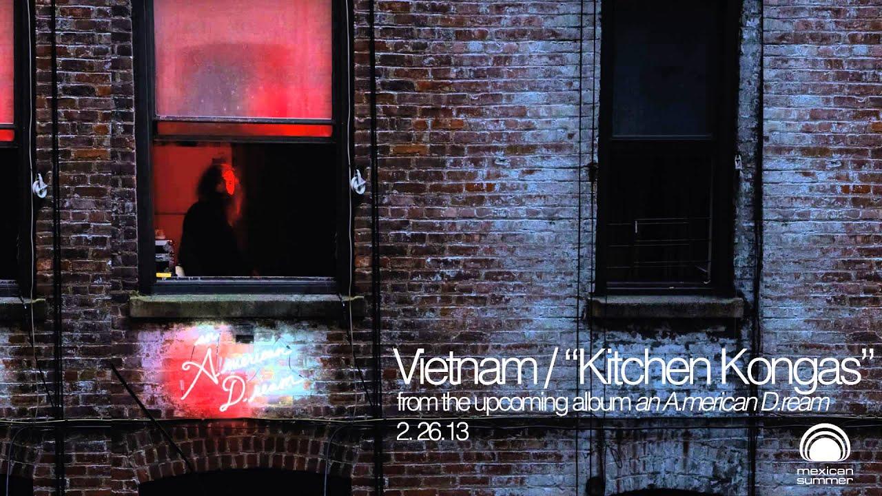 Vietnam  Kitchen Kongas OFFICIAL SINGLE  YouTube