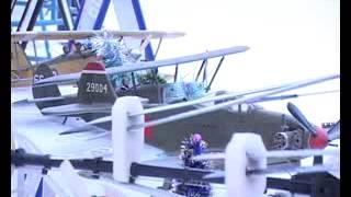 Выставка военно-спортивной техники
