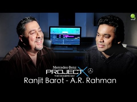 A.R. Rahman Live Chat With Ranjit Barot | Full Episode | ProjectX