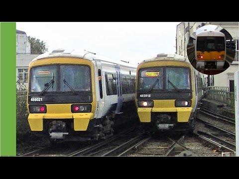 Trains at Brixton