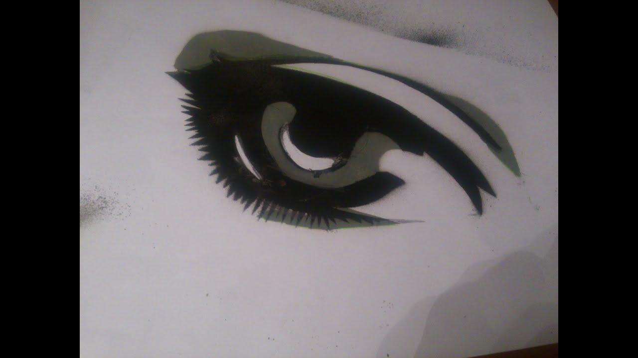 Стрелки-наклейки/ Eyeliner stickers - YouTube