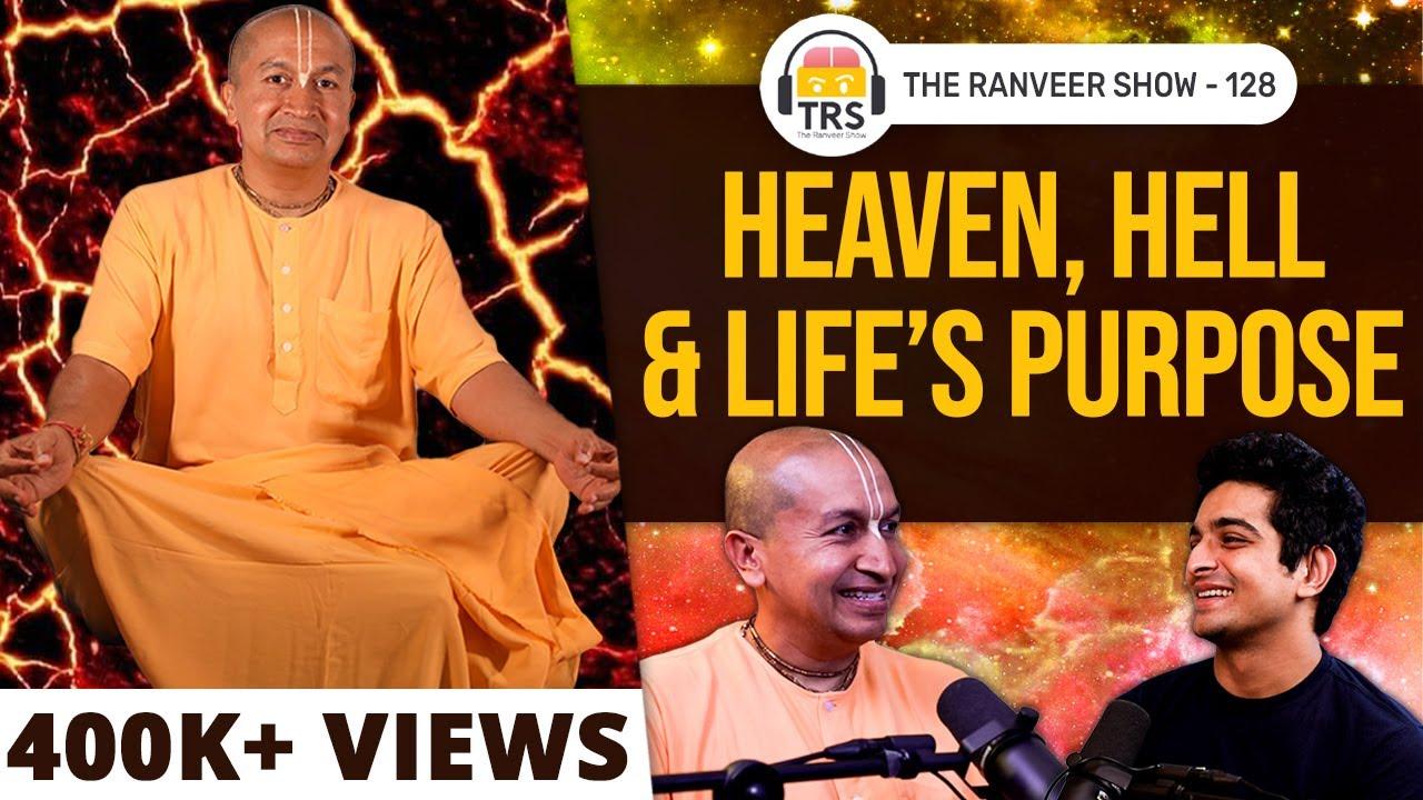 Gauranga Das - Secrets Of The Universe Hidden In The Bhagavad Gita | The Ranveer Show 128