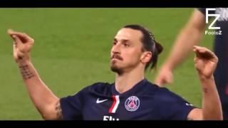 Ibrahimovic và những pha nổi nóng trên sân cỏ !