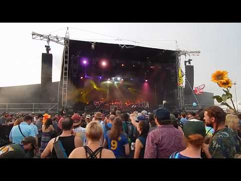 STS9 - Kamuy/Potamus/Kamuy- Summer Camp Music Festival 5-26-18