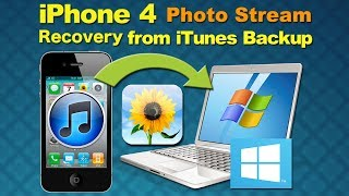 iPhone Photo recovery software: How to recover photos iPhone 4 by iPhone Photo Recovery Software