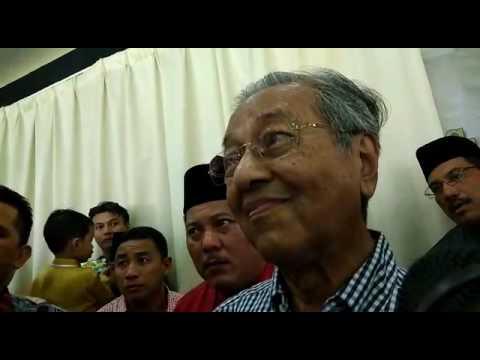 Dr M: I am the public transport trailblazer, not Najib
