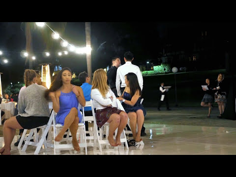 The Wedding Musical Chair Game