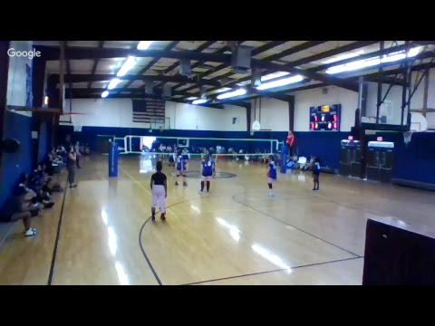 Thunderbird Adventist Academy Varsity Girls Volleyballl vs. Summit HS 9/12/18