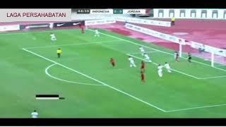 Goal Jarak Jauh Indonesia U19 vs Jordania - Firza Andika