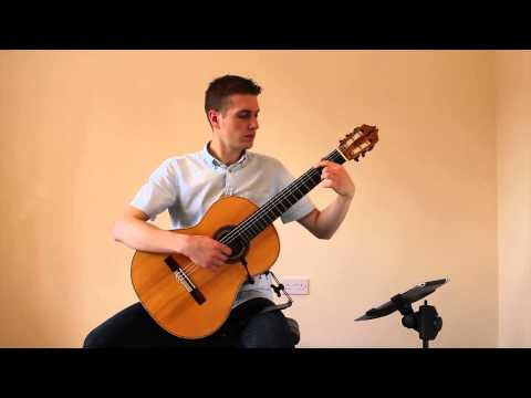 Wedding Ceremony Processional Songs - Classical Guitar