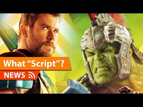 Thor Ragnarok Script Was Mostly Improvised & Fan Outrage