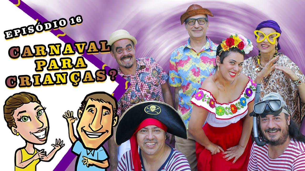 O Carnaval Da Velha Fubica -  Lili Flor & Paulo Pixu - Episódio 16