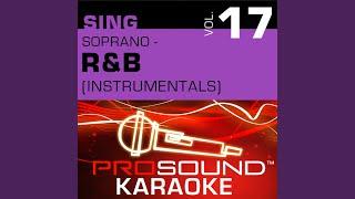 Sweet Love (Karaoke Instrumental Track) (In the Style of Anita Baker)