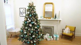 Beachy Keepsakes Christmas Tree- Martha Stewart