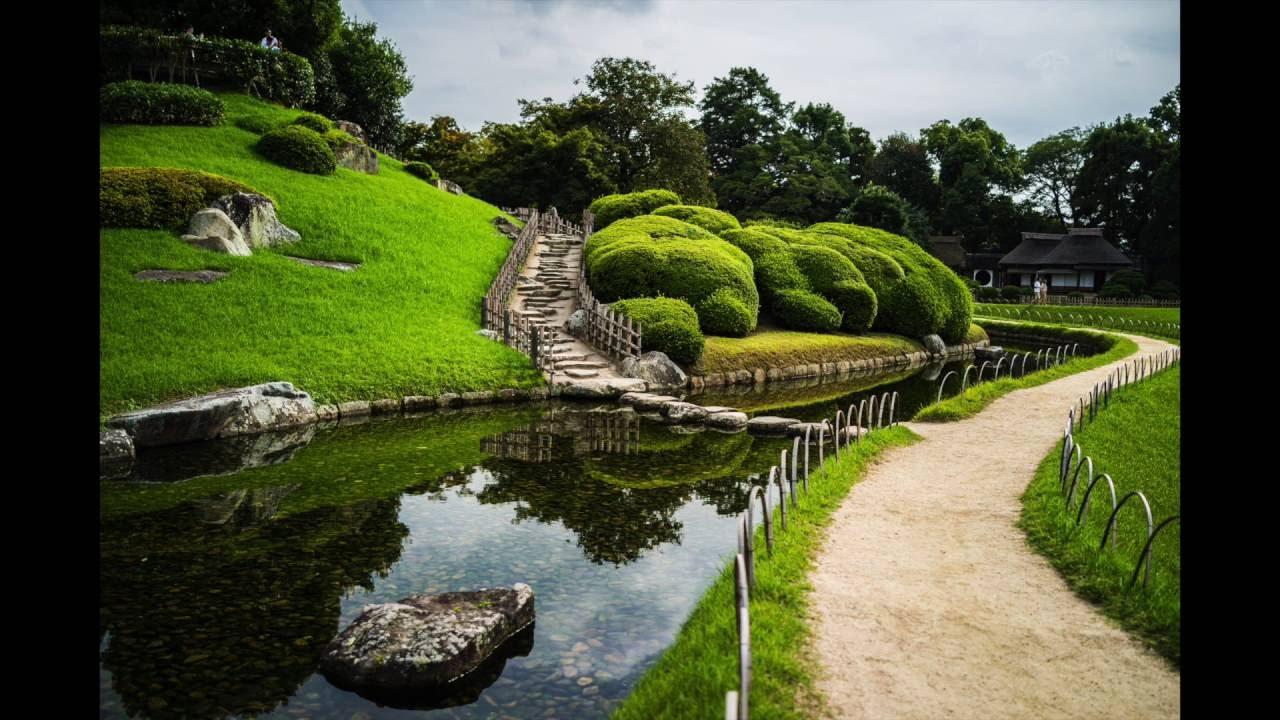 【SONY RX1R】日本三大庭園 後楽園を撮る - YouTube