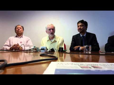 Jeremy Corbyn on Student Loan