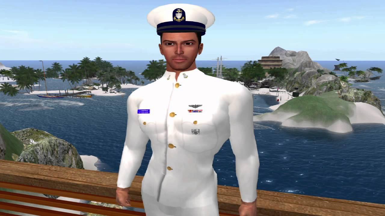 06 Dress White Uniform