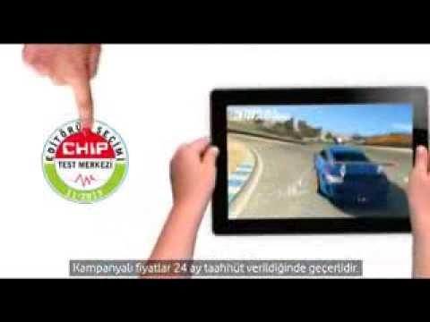 Yeni Vodafone Smart Tab III