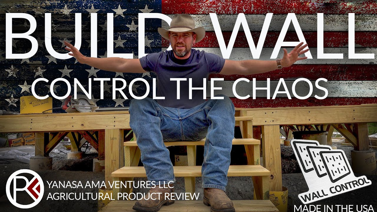 Build The WALL | CONTROL The Chaos