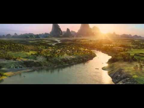 Maleficent-Clip Opening Scene