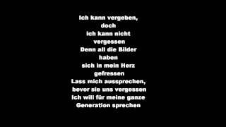 Fard & Snaga - Ich Vergesse Nicht [Talion 45] Lyrics