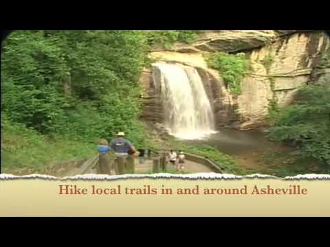 Spring Outdoor Adventure In Asheville, NC