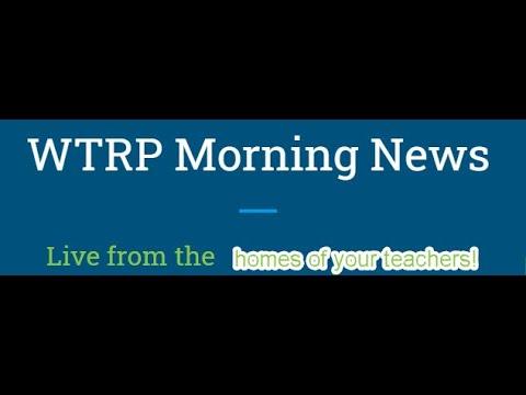 Wolftrap Elementary School Virtual WTRP News Show April 2